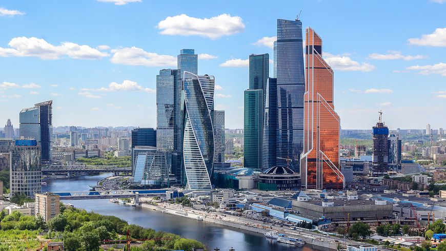 Москва-Сити — история столичных небоскребов - экскурсии