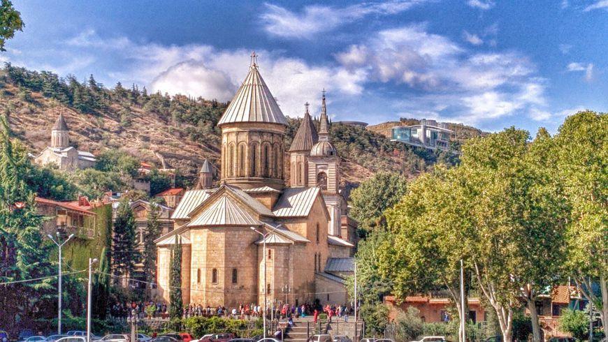 ОтТифлиса доТбилиси - экскурсии