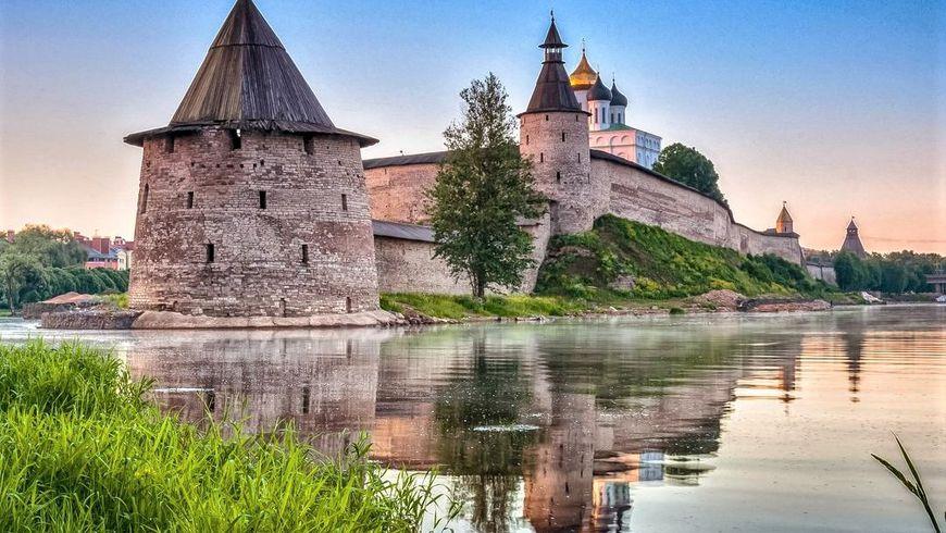 Псков и его Кремль: погружение в Средневековье - экскурсии