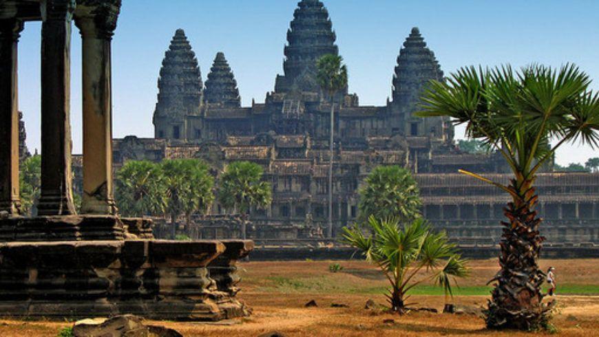 Храмовый комплекс Ангкор - экскурсии