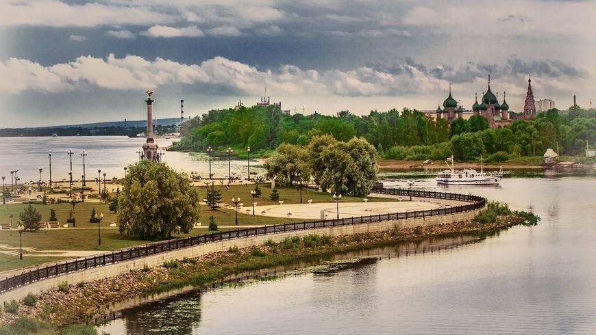 Повесть онастоящем Ярославле - экскурсии