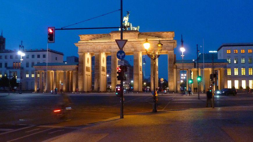 «Ночной Берлин» — велопрогулка на границе между Западом и Востоком - экскурсии