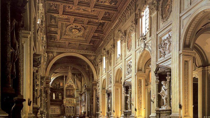 Трагедии собора Сан Джованни ин Латерано - экскурсии
