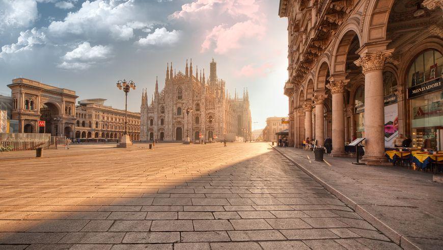 Милан— нетолько Дуомо иЛаСкала! - экскурсии