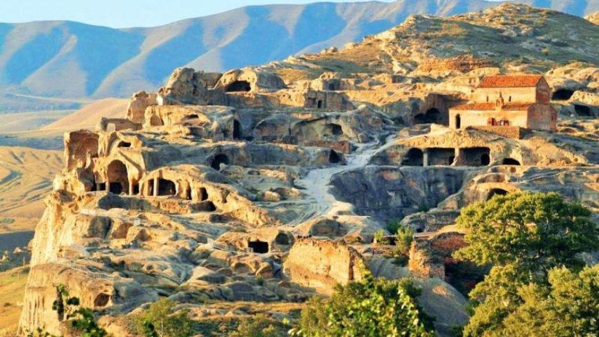 Путешествие в пещерный город Уплисцихе - экскурсии
