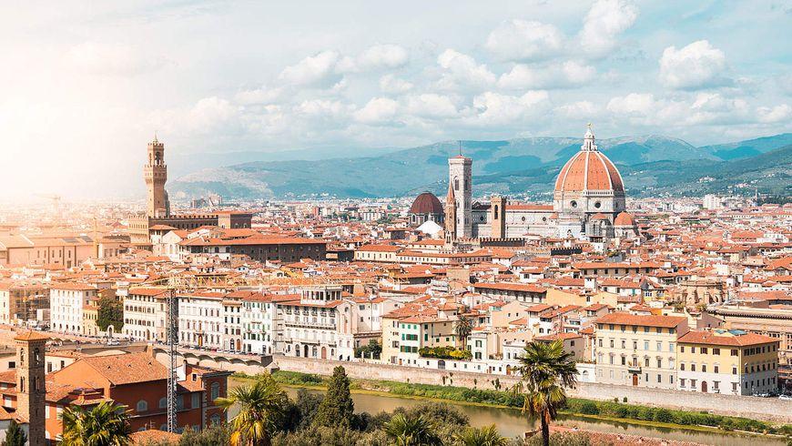 Красоты Флоренции «свысока» - экскурсии