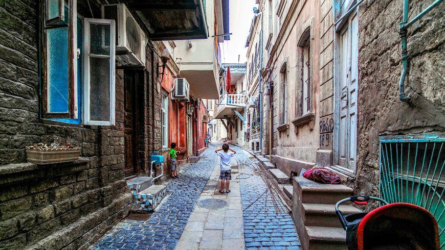 По каменным улочкам Старого города - экскурсии