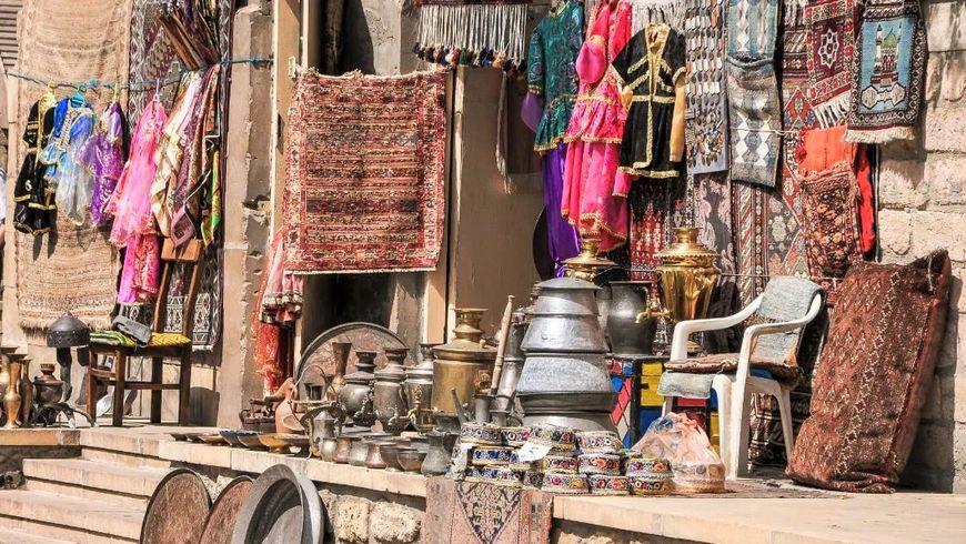Старый город: 22 гектара колорита - экскурсии