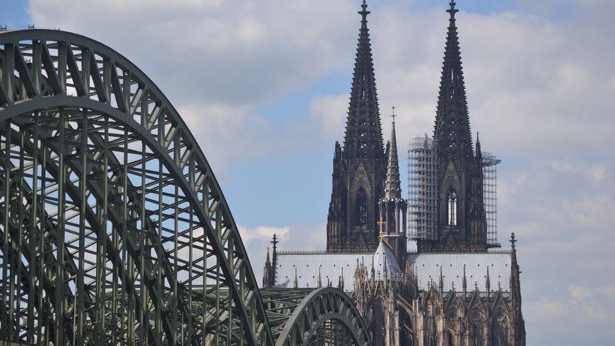 Кёльнский собор и исторический центр - экскурсии