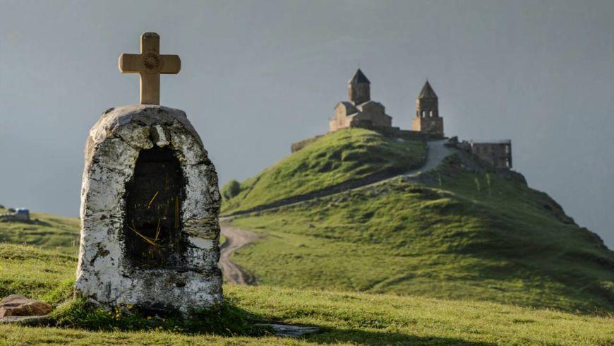 Душа Казбека — Гергетская Троица - экскурсии
