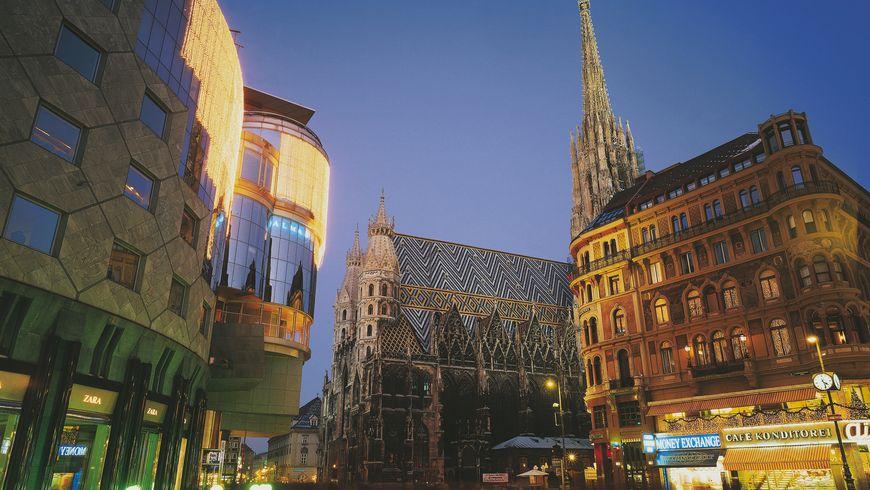 Нестандартная прогулка по Вене - экскурсии