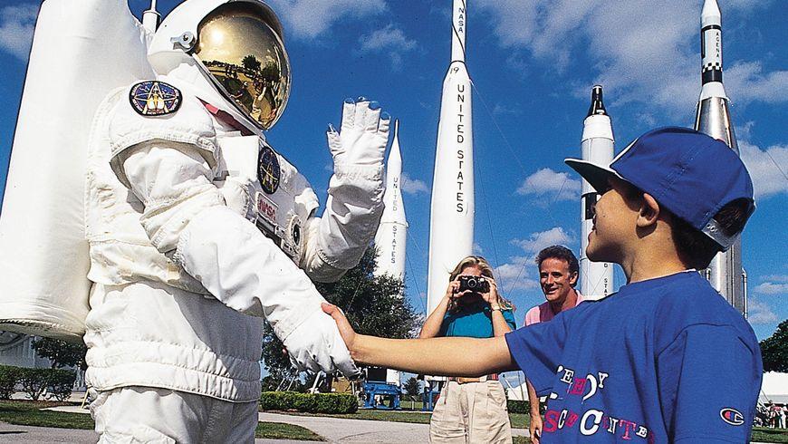 Космическое путешествие в Центр НАСА - экскурсии