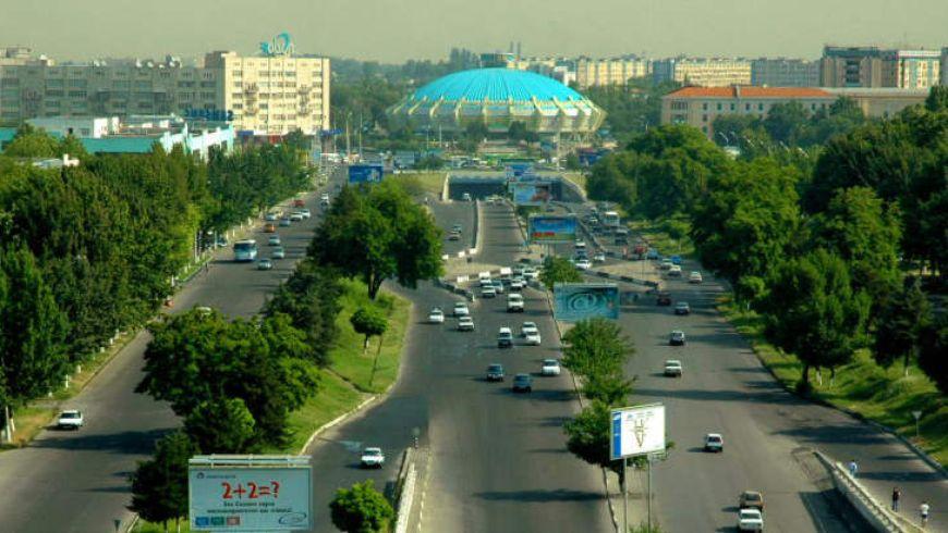 Первое знакомство с Ташкентом - экскурсии