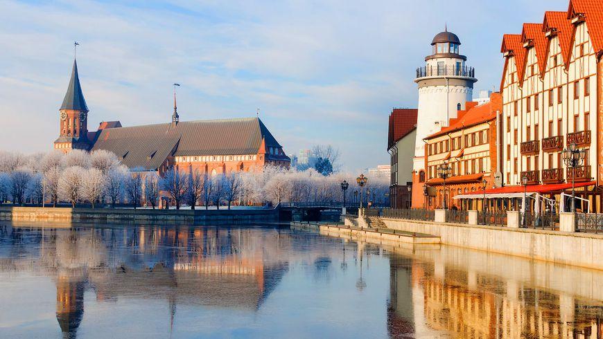 Групповая прогулка от Кенигсберга до Калининграда - экскурсии