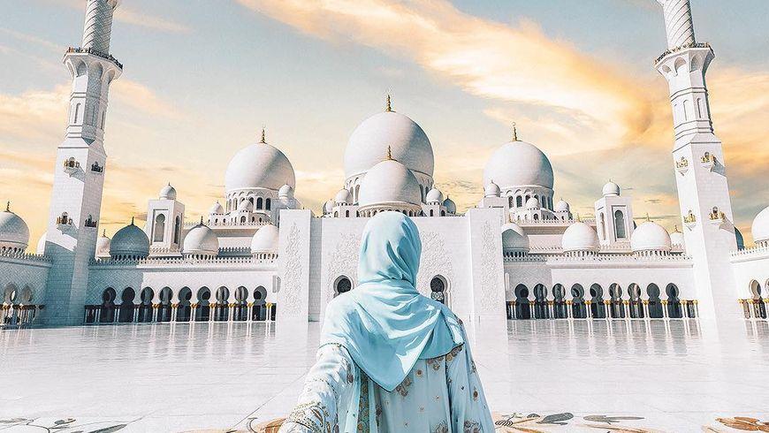 Путешествие в Абу-Даби - экскурсии