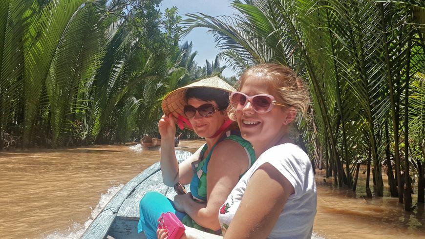 Экскурсия по дельте реки Меконг - экскурсии