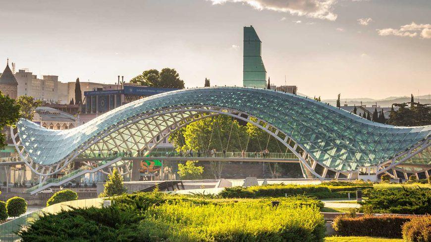 Тбилиси — маленький перекрёсток больших эпох - экскурсии
