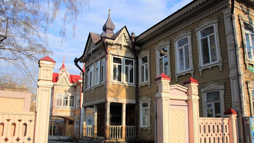 Томск в вашем ритме - экскурсии
