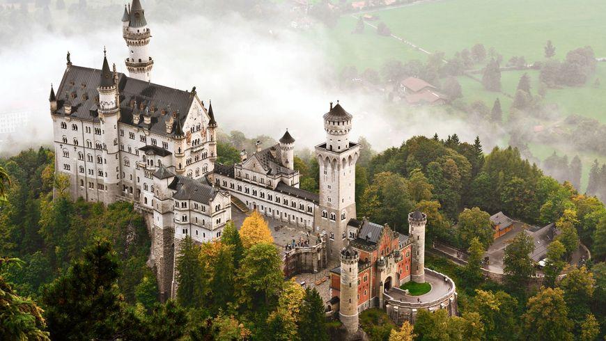 Роскошные замки Баварии - экскурсии