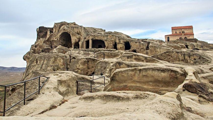 Древняя Мцхета и доисторический Уплисцихе - экскурсии
