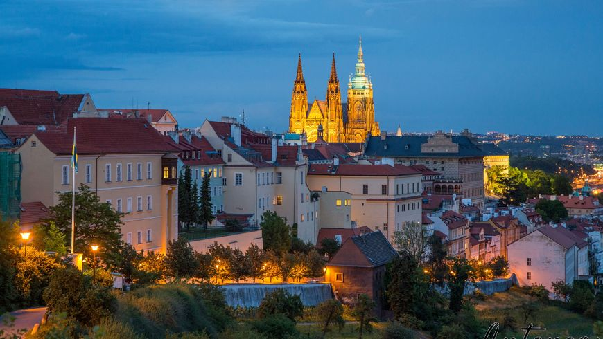 Квест-прогулка «Прага по-другому» - экскурсии