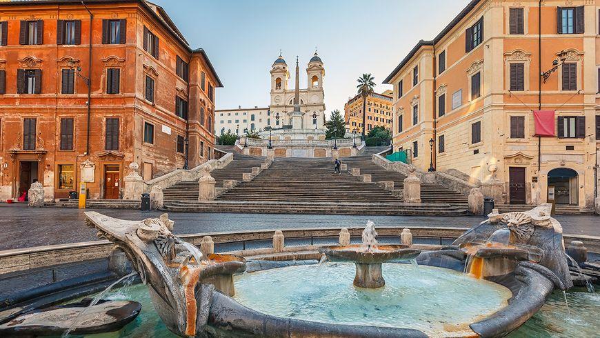 Ежедневная прогулка по Риму - экскурсии