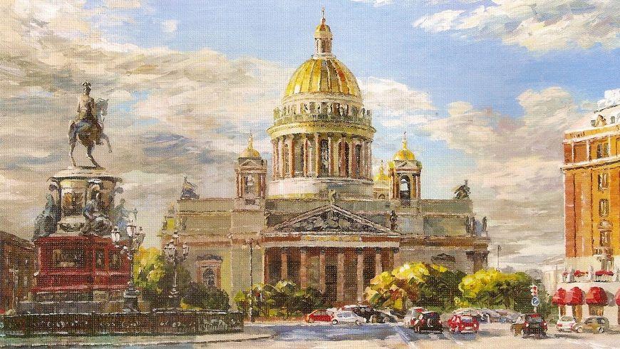 Три площади петербургских - экскурсии