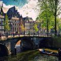 Первые шаги вАмстердаме - экскурсии