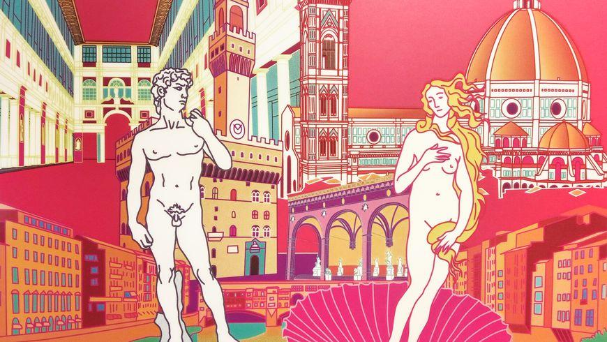 Первый день во Флоренции - экскурсии