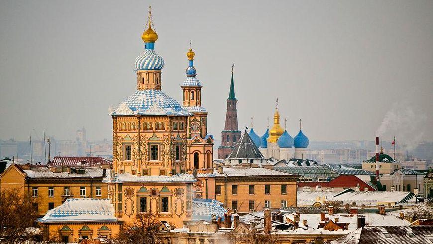 За что стоит полюбить Казань - экскурсии