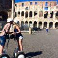 По Риму на Segway - экскурсии