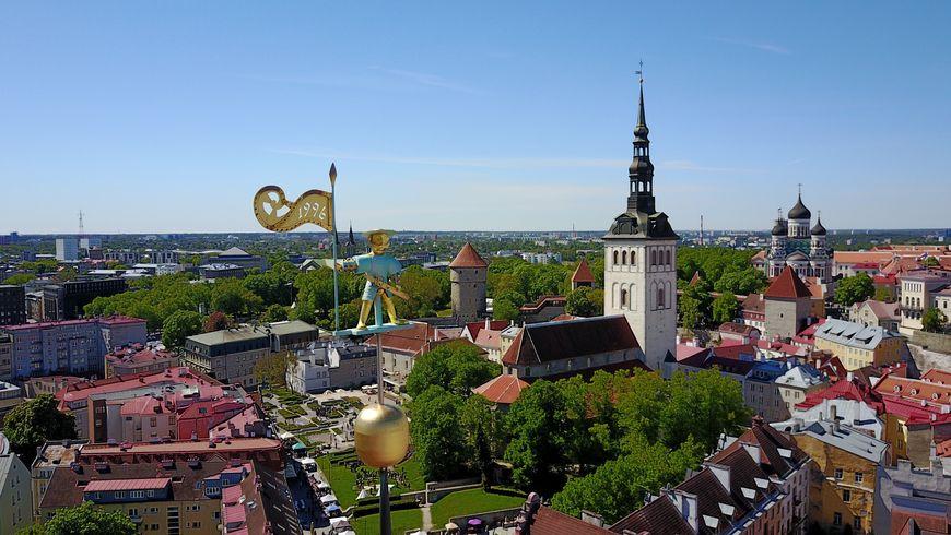 Таллин — город контрастов - экскурсии
