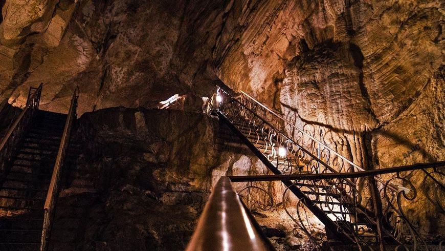 Ночное путешествие к Воронцовским пещерам - экскурсии