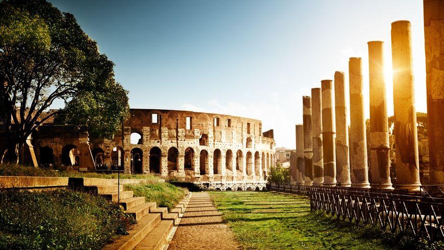 По Риму с ветерком - экскурсии