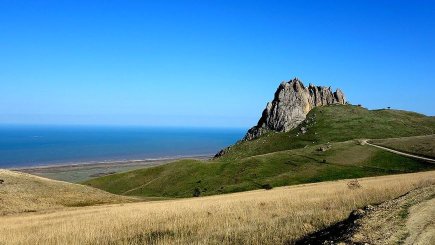Мистическая гора и руины замка - экскурсии
