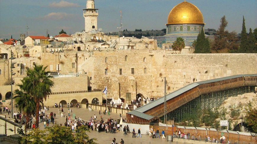 Иерусалим — город трех религий - экскурсии