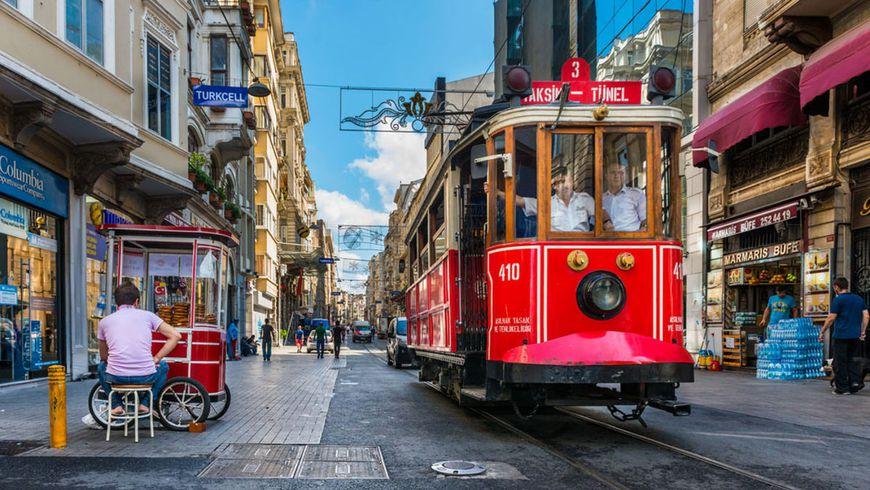 Стамбул европейский - экскурсии