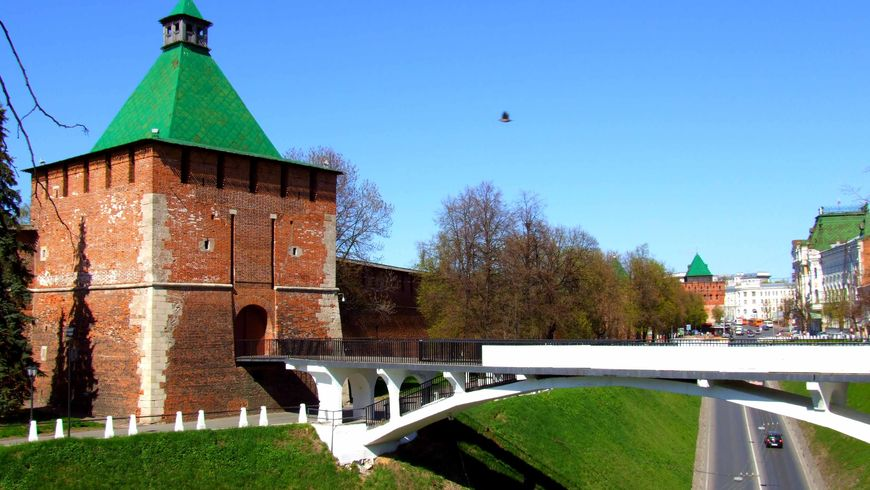 Нижегородский Кремль: от истории к мифологии и обратно - экскурсии