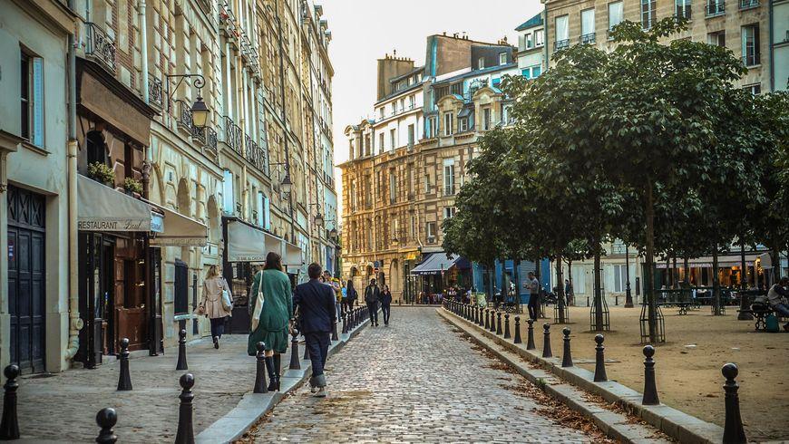 Колыбель Парижа - экскурсии