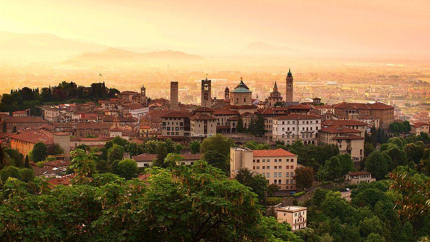 Влюбиться в Бергамо - экскурсии