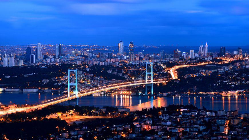 Круиз по вечернему Босфору - экскурсии