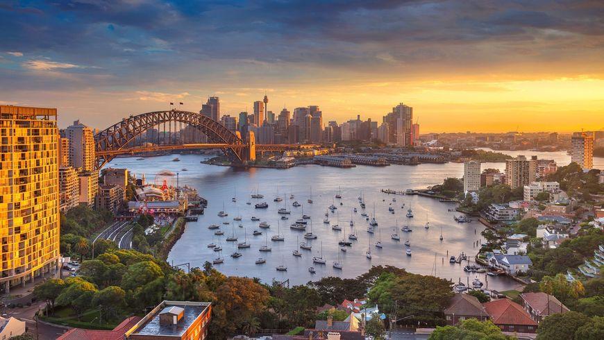 Прекрасный «город убухты»— Сидней - экскурсии