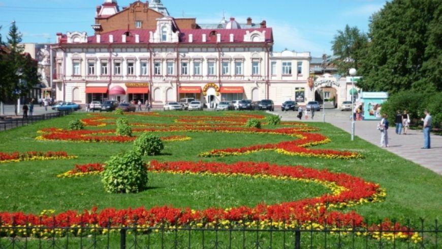 Томск. Обзорная экскурсия на автомобиле - экскурсии