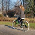 Велопрогулка по такому Милану