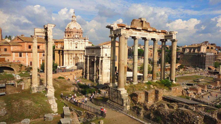 Древний Рим: политика