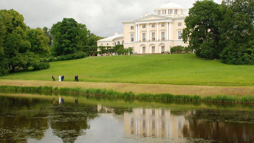 Императорские резиденции — Павловск: дворцово-парковый ансамбль - экскурсии