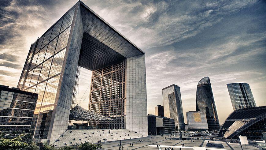 Ля Дефанс — музей современного искусства под открытым небом - экскурсии