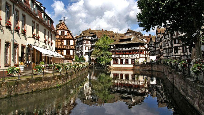 Старый город и Маленькая Франция - экскурсии