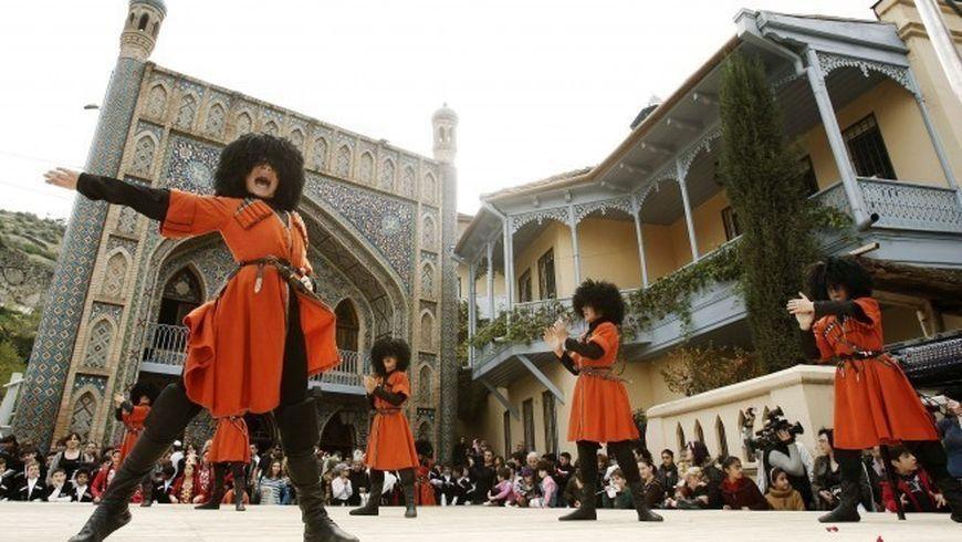Тбилиси - праздник