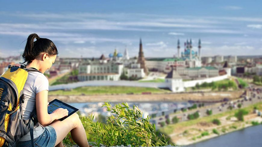 Фотопрогулка по живописной Казани - экскурсии